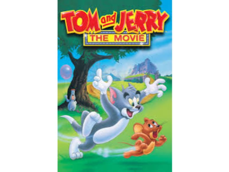  Tom & Jerry (2021) HDCAM [Hindi (CAM-Clean)+ English] 720p & 480p Dual Audio x264 | Full Movie