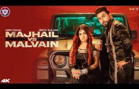 Majhail Vs Malvain lyrics Miss Pooja