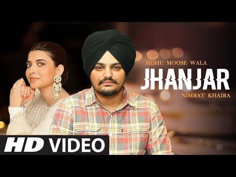 Jhanjar lyrics Sidhu Moose Wala