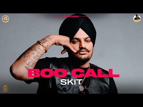 Boo Call Lyrics Sidhu Moose Wala