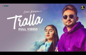 Tralla lyrics Sabi Bhinder