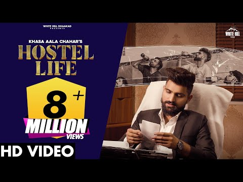 Hostel Life Haryanvi Lyrics Khasa Aala Chahar