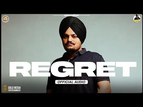 Regret punjabi song Lyrics Sidhu Moose Wala