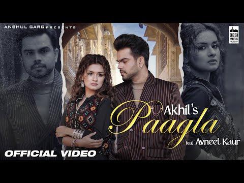 PAAGLA song Lyrics Akhil