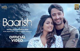 Baarish Ban Jaana Lyrics Payal Dev   Stebin Ben