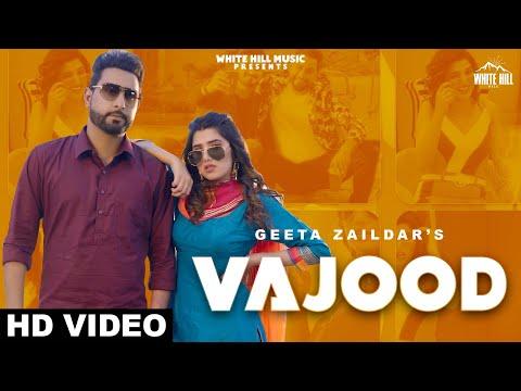 Vajood Geeta Zaildar lyrics