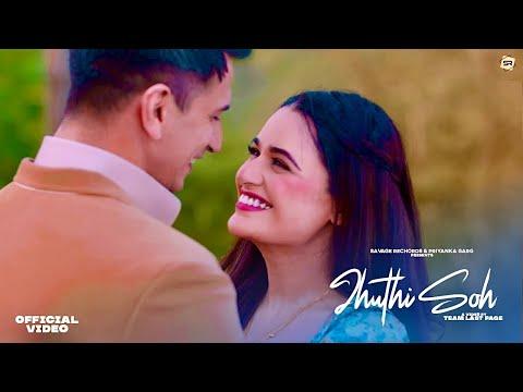 Jhuthi Soh punjabi song Lyrics Asees kaur   Inder Chahal