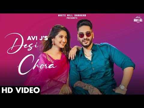 Desi Chora Haryanvi song Lyrics Avi J