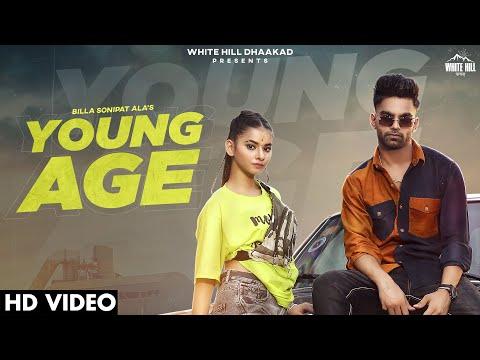 Young Age Haryanvi song Lyrics Billa Sonipat