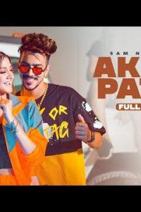 Akda Di Patti punjabi song Lyrics Sam Narula