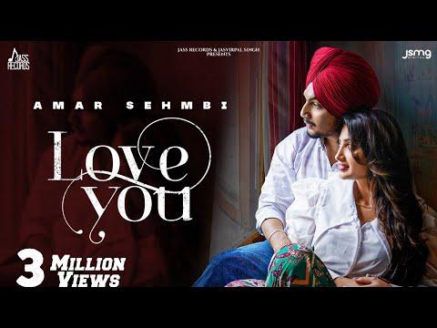 love you song amar sehmbi lyrics